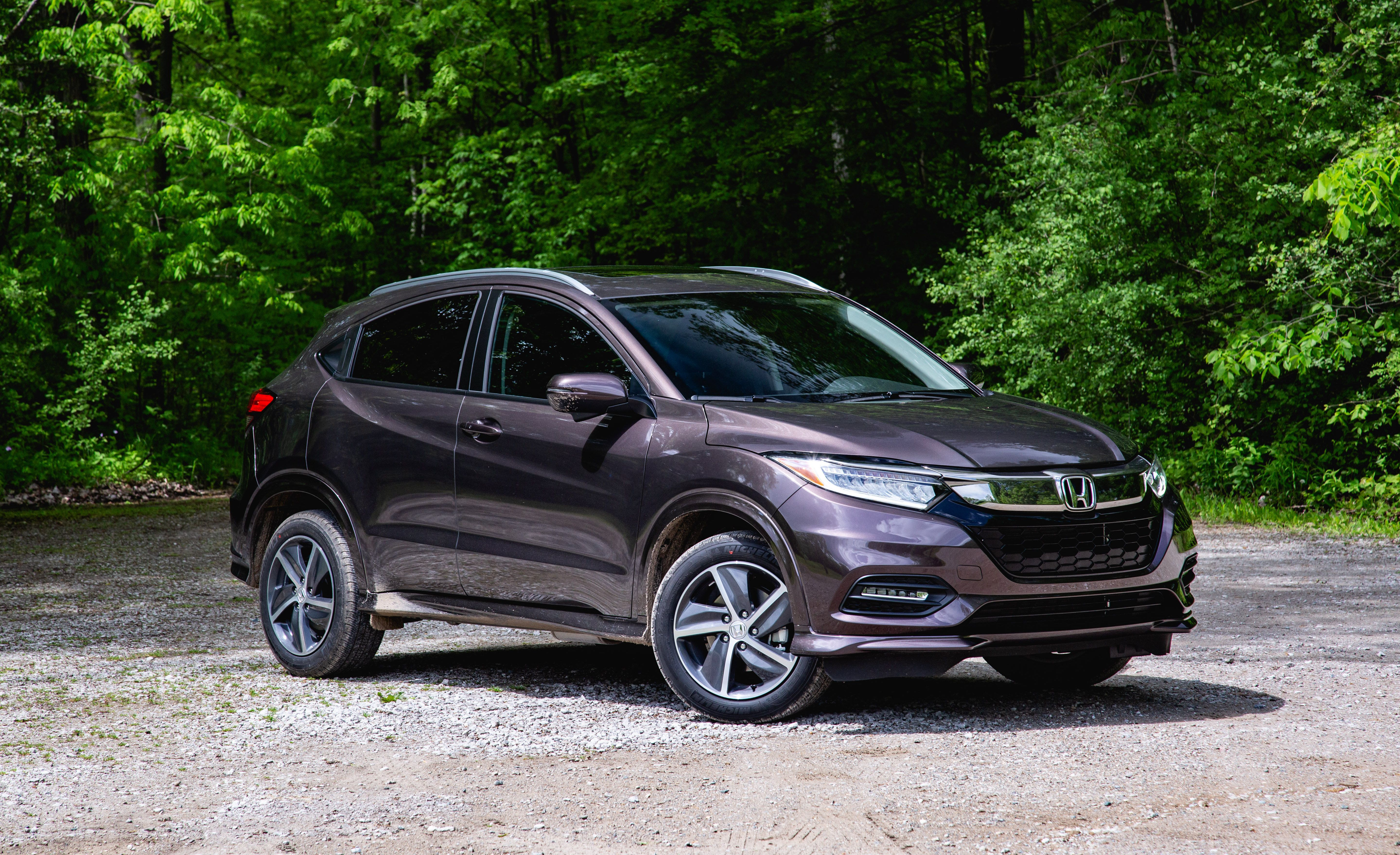 2019 Honda Hr V Review Pricing And Specs