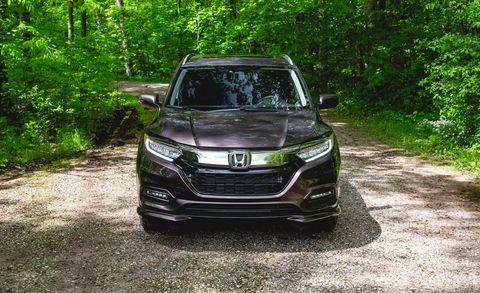 Land vehicle, Vehicle, Car, Automotive design, Sport utility vehicle, Honda, Compact sport utility vehicle, Minivan, Mid-size car, Crossover suv,