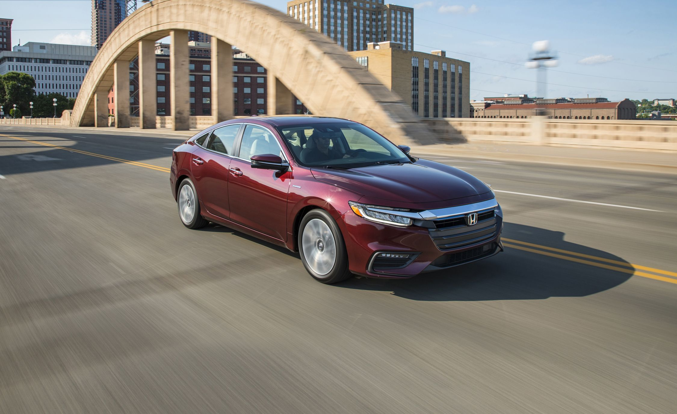 2019 Honda Insight First Drive 50 Mpg And No Weirdness Review Car Driver