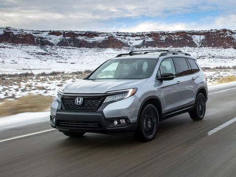 Car Auction Apps >> 2019 Honda Passport First Drive