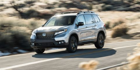 2020 Honda Passport: Design, Specs, Equipment, Price >> 2019 Honda Passport A Quicker Shorter Pilot