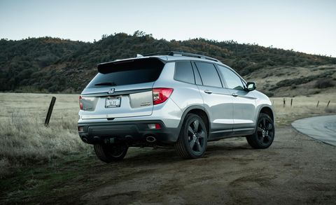2019 Honda Passport A Quicker Shorter Pilot