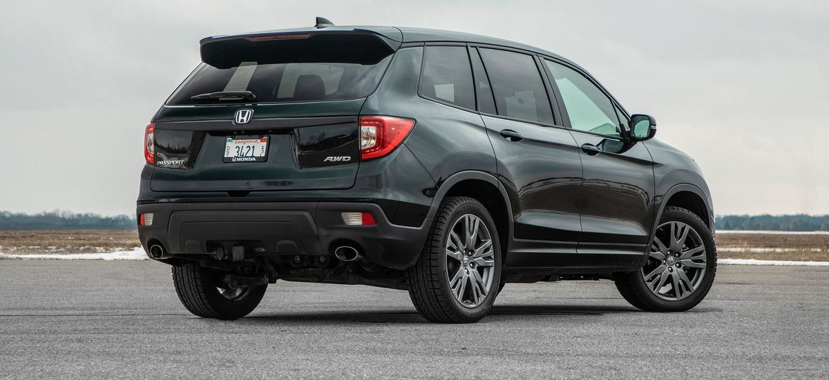 how reliable is the 2019 honda passport?  car and driver