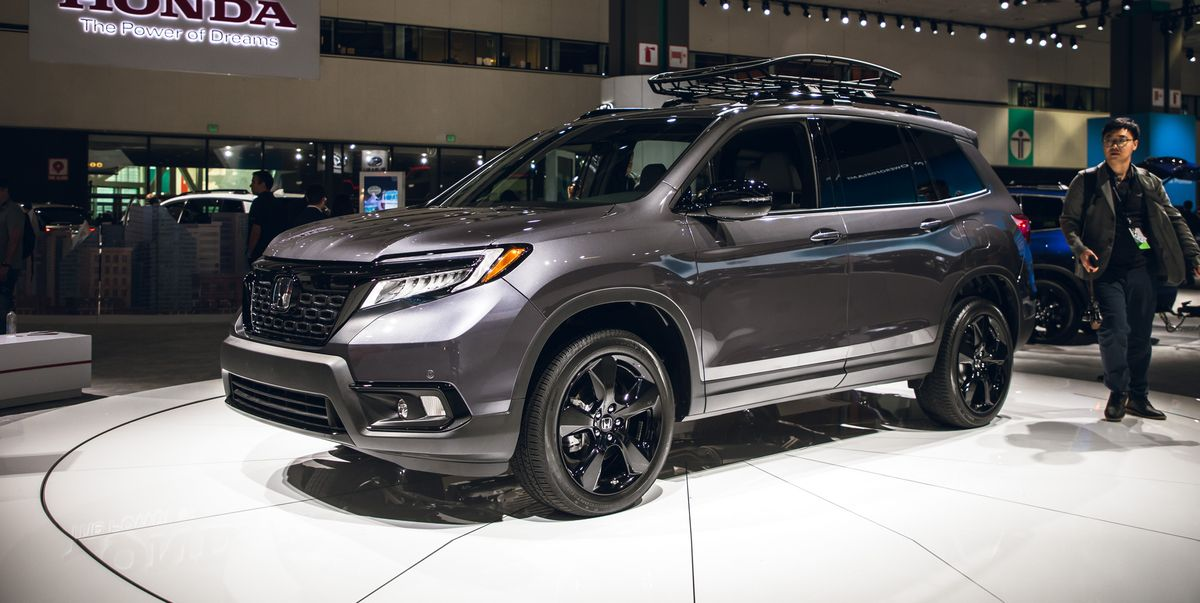 Tire Size Comparison >> 2019 Honda Passport – All-New Two-Row Mid-Size Crossover