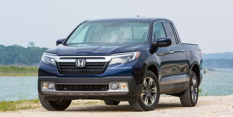 2020 Honda Ridgeline Adds 3 Gears to Its Transmission, $3910 to Its Base Price