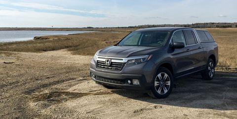 How Reliable Is The 2019 Honda Ridgeline