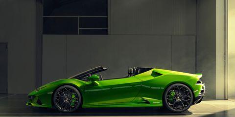 2012 Lamborghini Gallardo Lp550 2 Spyder Ndash Auto Shows Ndash