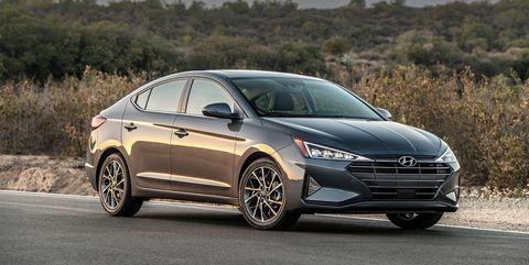 Hyundai Accent 2017 Mpg >> 2020 Hyundai Elantra New Transmission Improved Fuel Economy