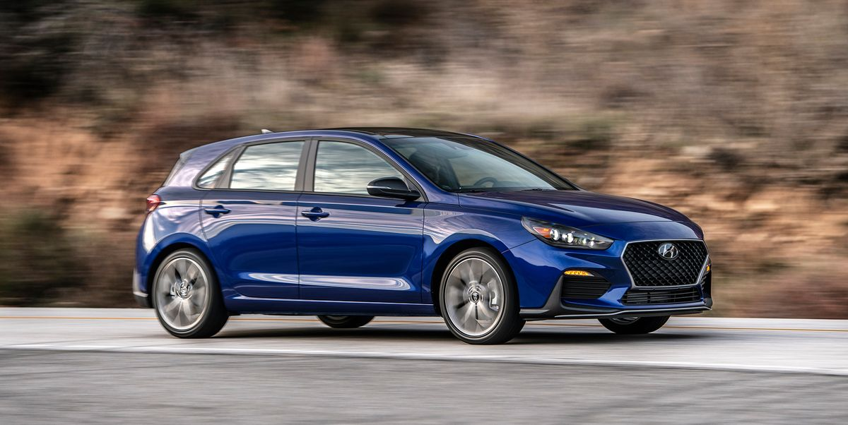 2019 Hyundai Elantra GT N-Line - New Sporty Hatchback Model