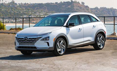 2020 Hyundai Nexo