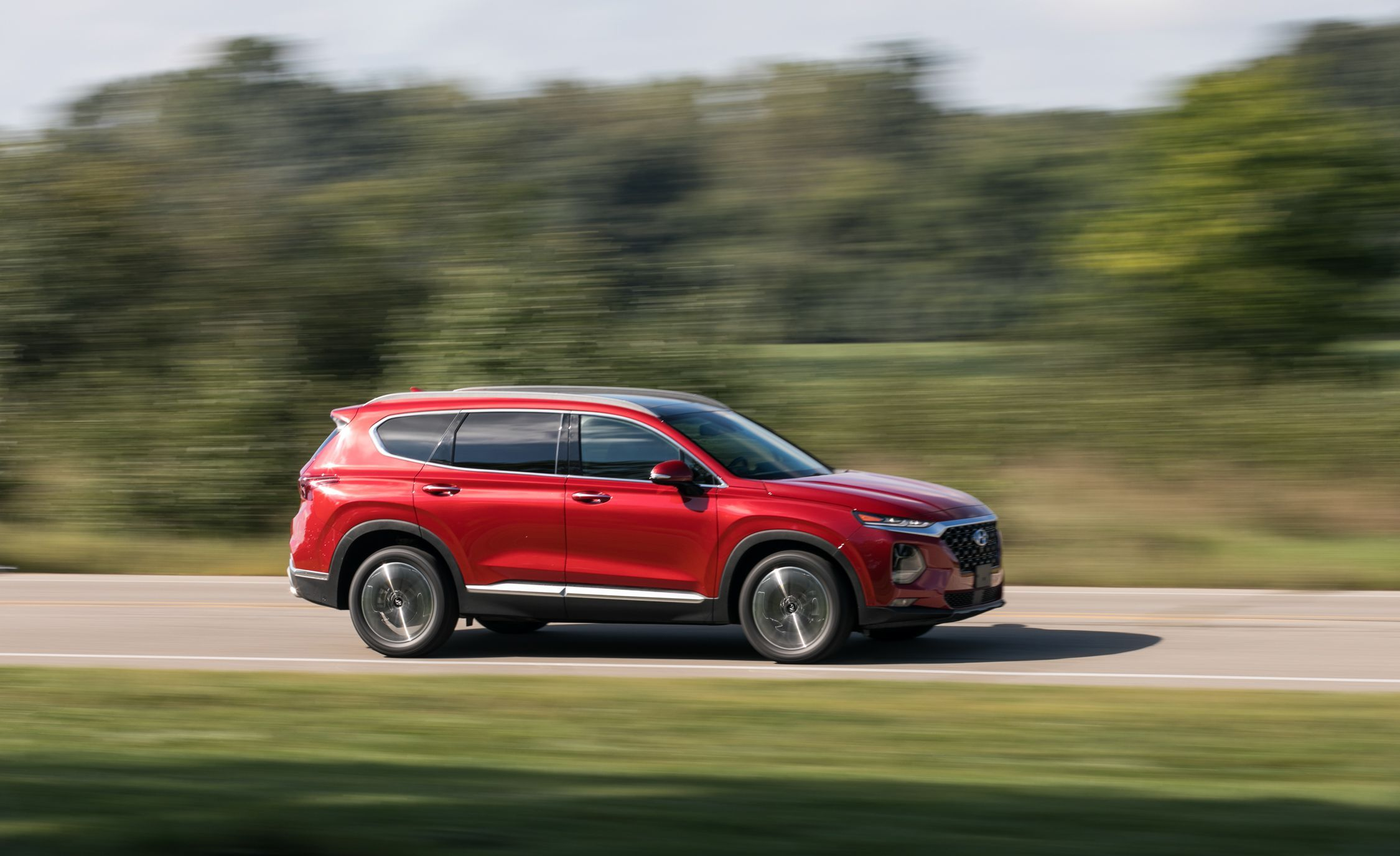 2019 Hyundai Santa Fe Review Pricing And Specs