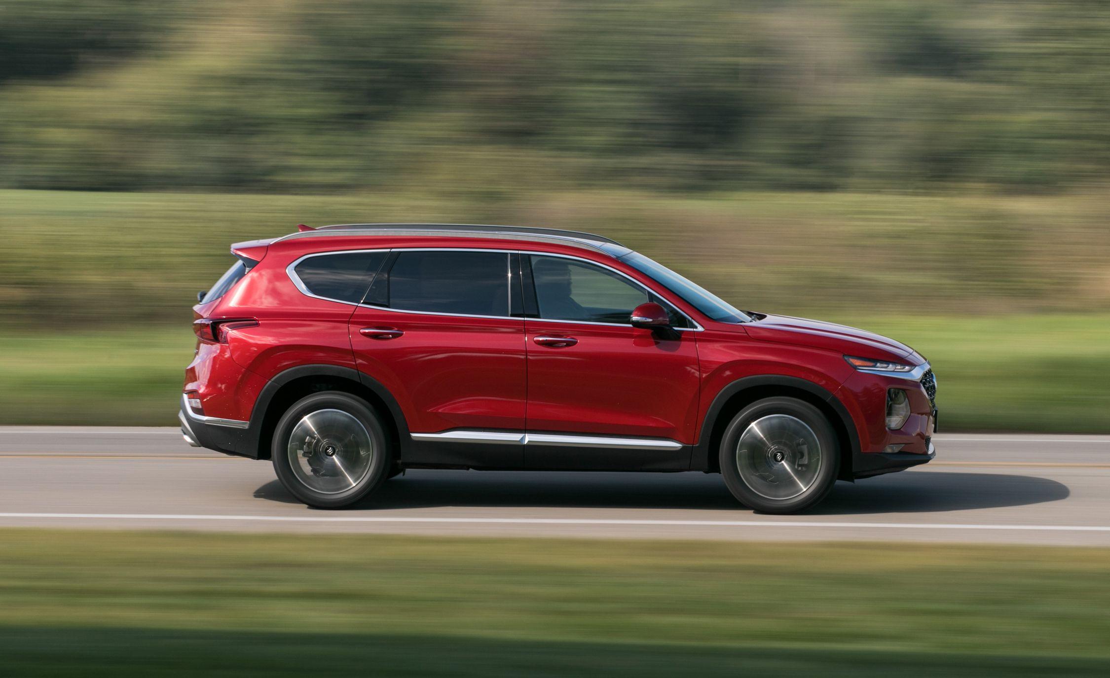 2019 Hyundai Santa Fe A Practical Mid Size Suv