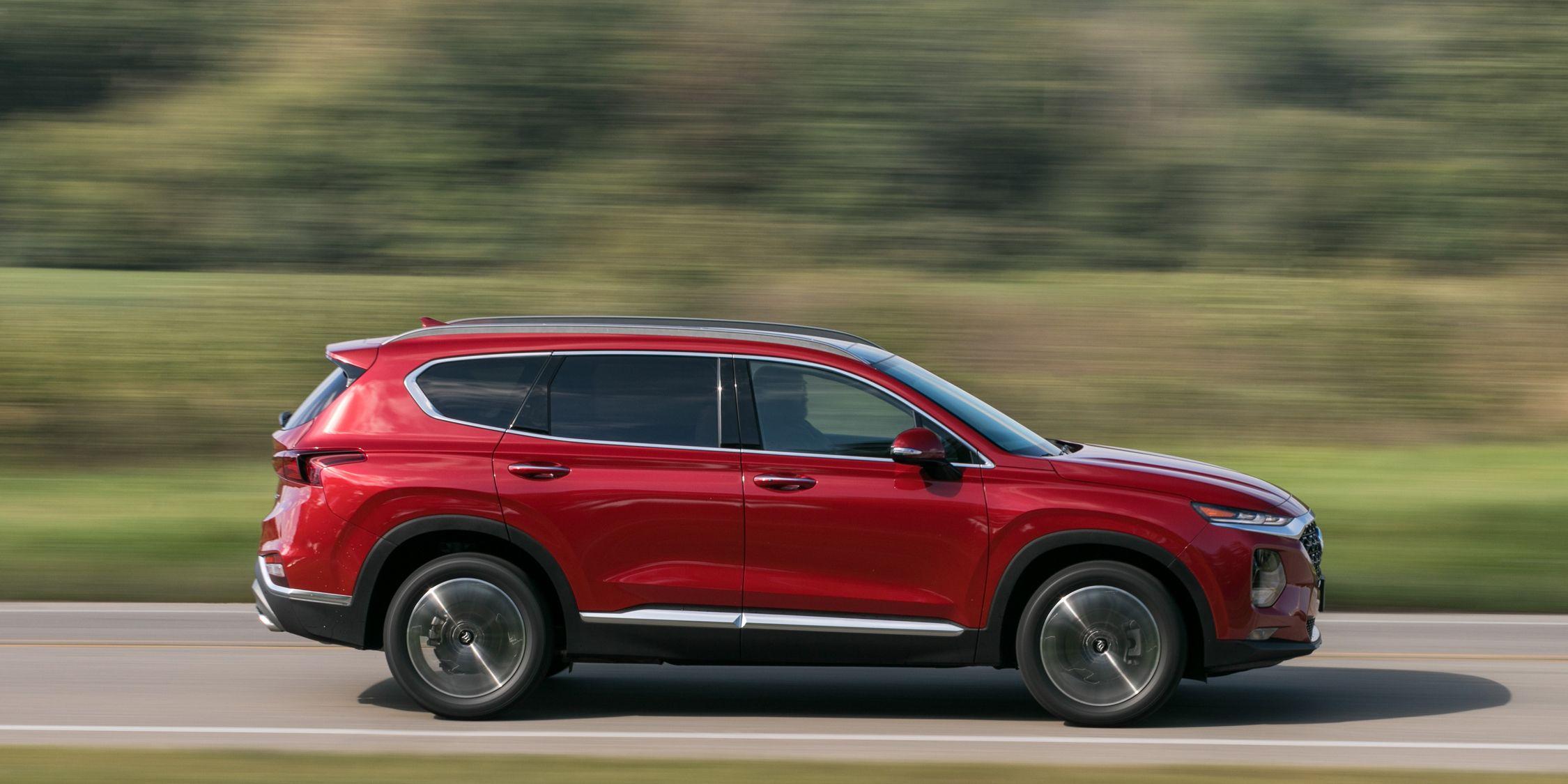 Hyundai And Bisimoto Announce 1040 Horsepower Santa Fe News Car