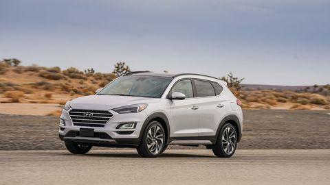2020 Hyundai Tucson Vs 2020 Hyundai Santa Fe Comparison
