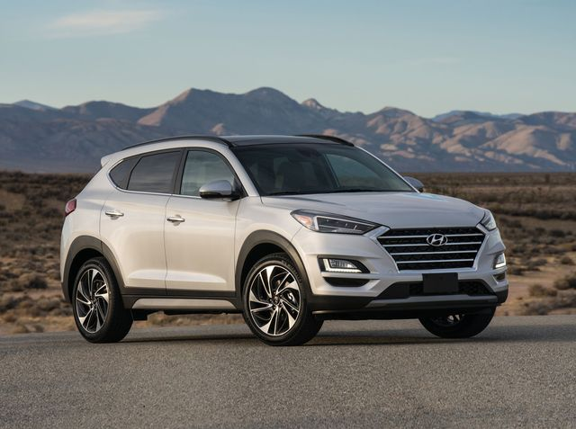 2020 Hyundai Tucson Review Pricing And Specs
