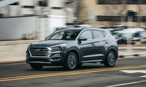 2019 Hyundai Tucson Succeeds at Being Smart and Sensible