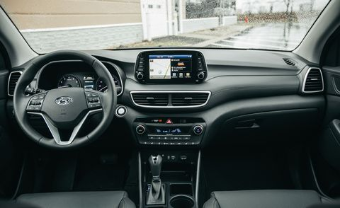 2019 Hyundai Tucson Ultimative
