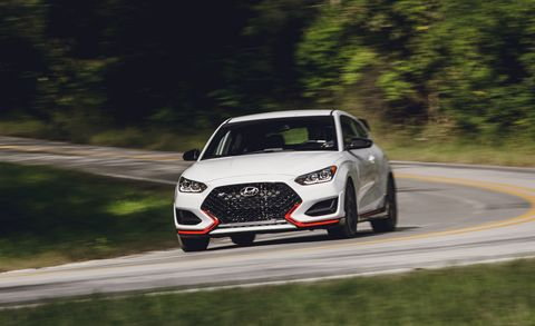 2019 Hyundai Veloster N—Big Performance in a Small Package