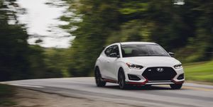 2019 Hyundai Veloster N Performance Package