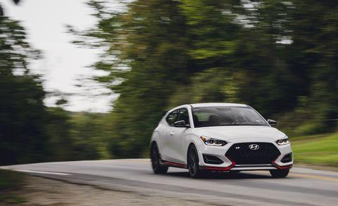 2019 Hyundai Veloster N Performance Package