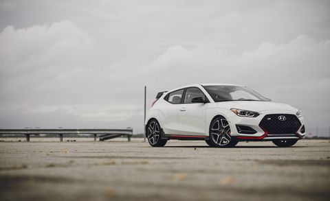 2019 Hyundai Veloster N Pricing Announced
