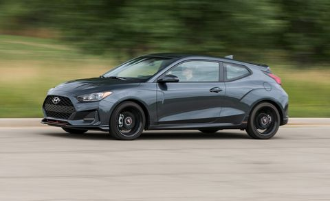 2019 Hyundai Veloster Turbo R Spec Manual Test The Price Is