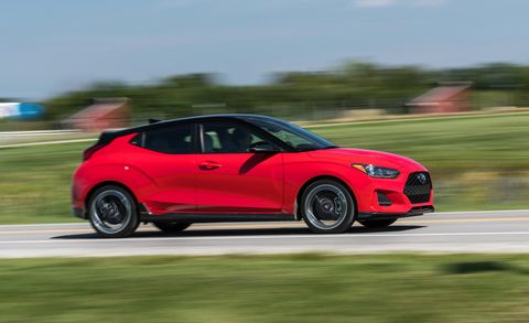 2019 Hyundai Veloster Turbo DCT Automatic Wants a Better Gearbox
