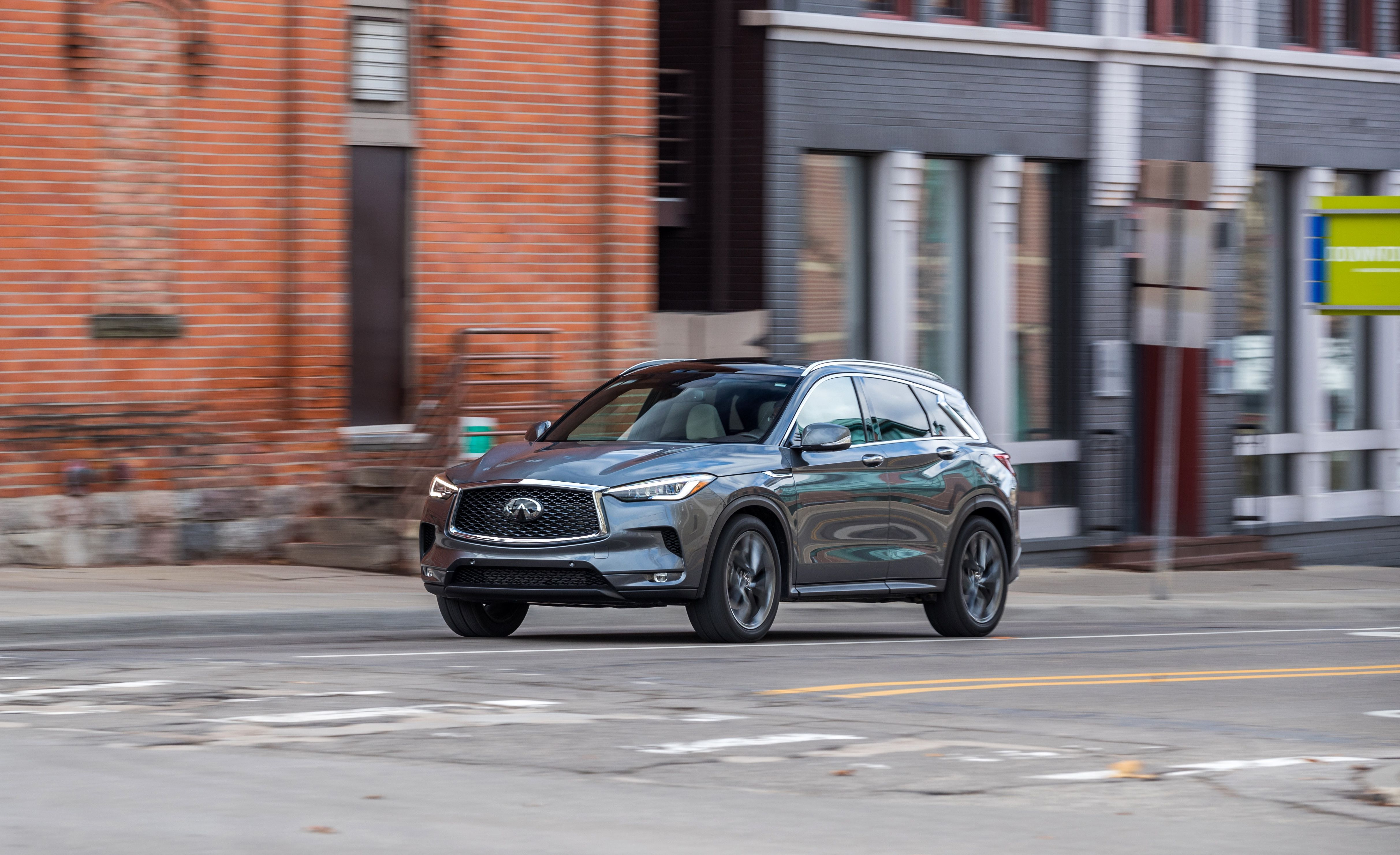 2019 Infiniti QX50 Review, Pricing, and Specs