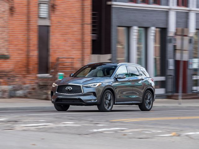 2019 Infiniti QX50: News, Specs, MPG, Price >> 2019 Infiniti Qx50 Review Pricing And Specs