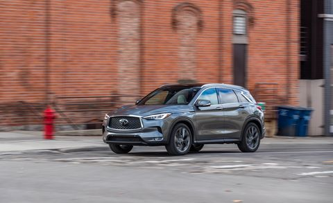 How Reliable Is The 2019 Infiniti Qx50