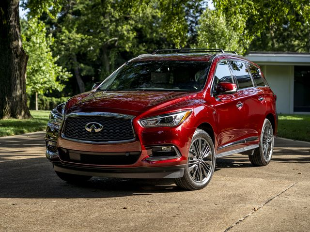 Infiniti Qx60 Interior >> 2019 Infiniti QX60 Review, Pricing, and Specs