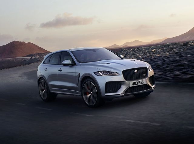 2019 Jaguar F Pace Svr Review Pricing And Specs