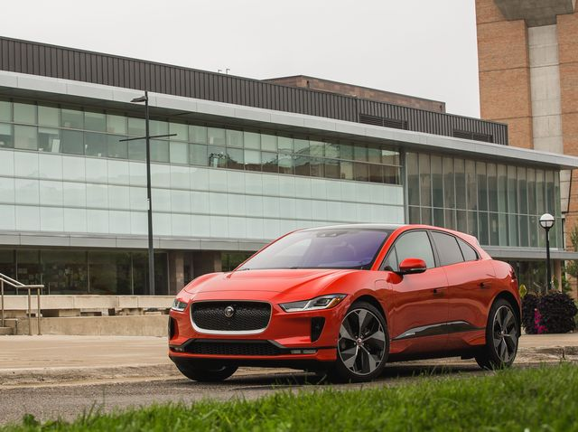 2019 Jaguar I-Pace EV: Design, Specs, Mileage, Price >> 2019 Jaguar I Pace