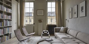 House in Bath belonging to Rosa Parks, editor of Cereal magazine