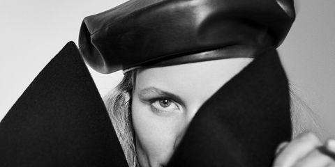Black, Face, White, Beauty, Black-and-white, Eye, Photo shoot, Photography, Model, Lip,