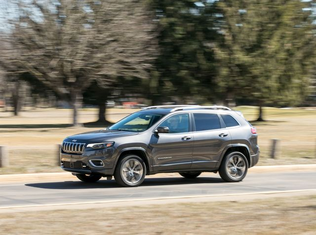 Jeep Grand Cherokee Towing Capacity >> 2019 Jeep Cherokee