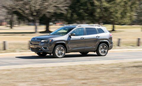 2019 jeep cherokee service manual