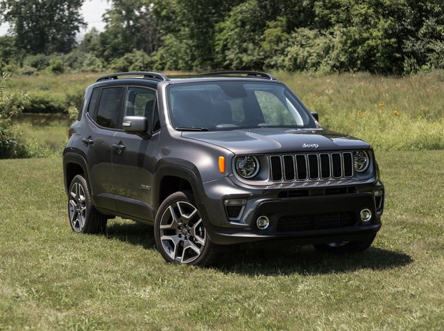 2020 Jeep Renegade Hybrid Debut Details >> 2019 Jeep Renegade