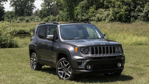Jeep Trucks And Suvs Reviews Pricing And Specs