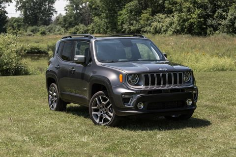 2019 Jeep Renegade Updated New Turbo Engine Improved Looks