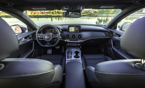 2019 Kia Stinger Adds More Standard Equipment – Base Price ...