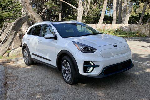 The 2019 Kia Niro EV Is What Tesla Model 3 Shoppers Should Be Buying