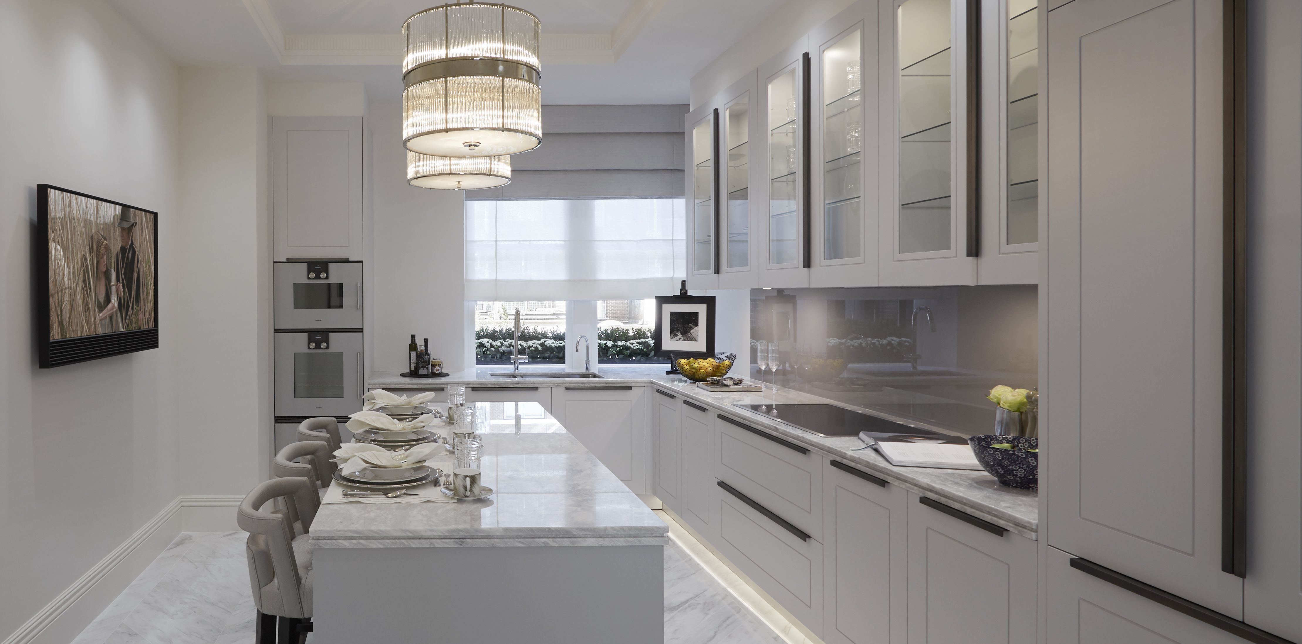 top kitchen trends 2019 what kitchen design styles are in out rh elledecor com modern kitchen ideas 2019 kitchen backsplash ideas 2019