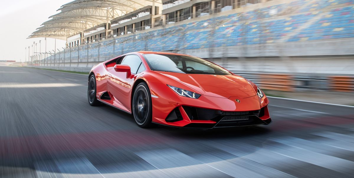 2020 Lamborghini Huracán Evo Improves On The V-10 Supercar