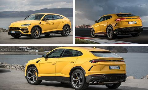 2019 Lamborghini Urus First Drive The Crossbreed Bull Review