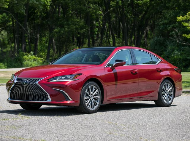 2019 Lexus Es Review Pricing And Specs