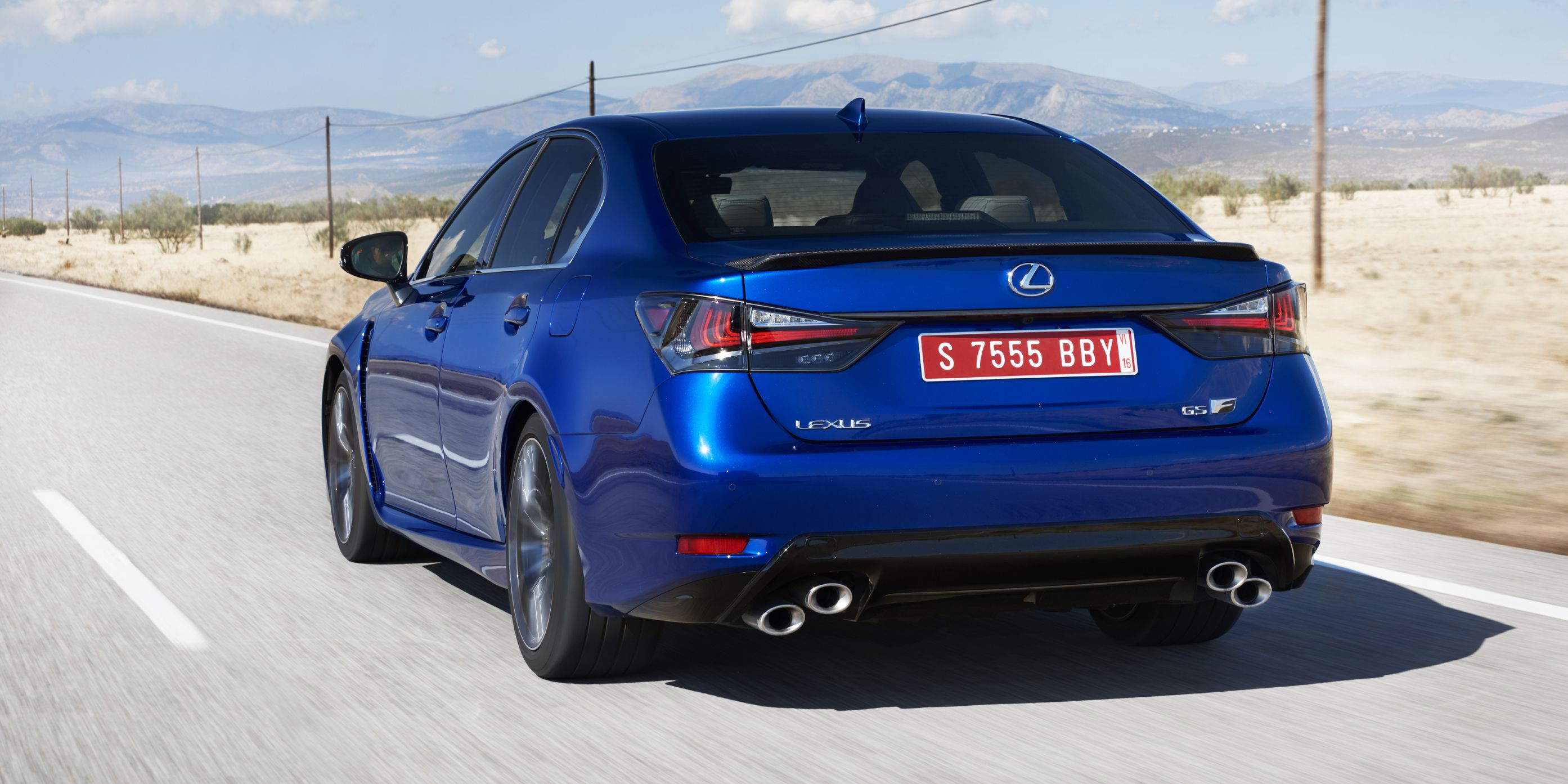 The Lexus GS F Sounds Fantastic With a Supercharger