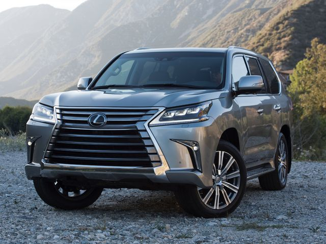 2019 Lexus Lx Review Pricing And Specs