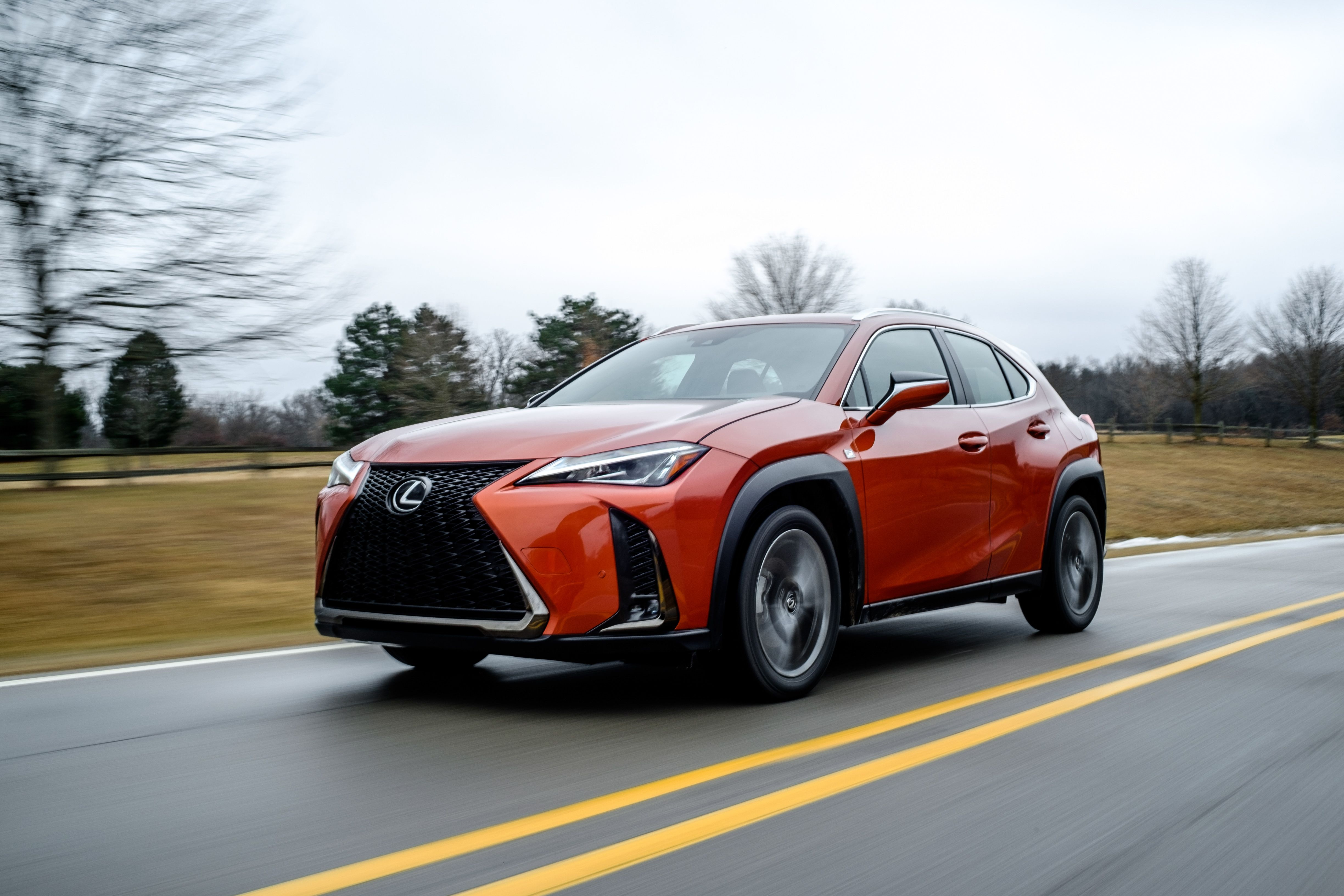 2019 Lexus Ux New Ux200 And Ux250h Entry Luxury Crossovers