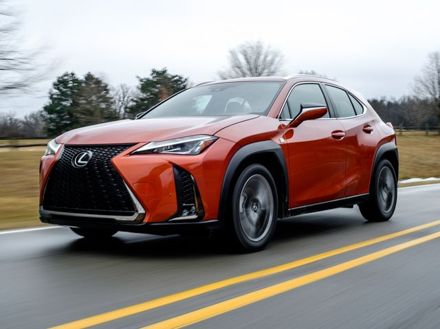 2019 Lexus Ux Review Pricing And Specs
